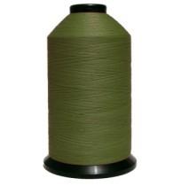 V-T-295, Type II, Size 6, 1lb Spool, Color Green 34077