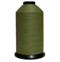 V-T-295, Type II, Size 6, 1lb Spool, Color Dark Green 34064
