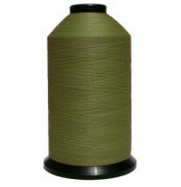V-T-295, Type II, Size 6, 1lb Spool, Color Dark Green 14062