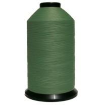 V-T-295, Type II, Size 6, 1lb Spool, Color Dark Green 34096