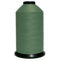 V-T-295, Type II, Size 6, 1lb Spool, Color Deep Green 34128