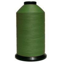 V-T-295, Type II, Size 6, 1lb Spool, Color Green 24410