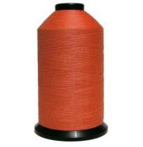 A-A-59826, Type I, Size 00, 1lb Spool, Color Fluorescent Red Orange 18913
